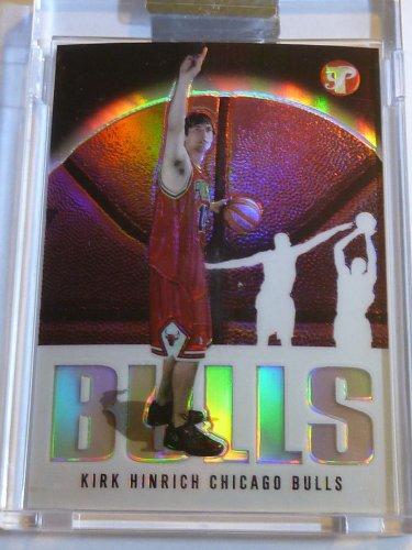 KIRK HINRICH 2003-04 Topps Pristine Refractor RC Rookie Card #119 #1945/1999 MT