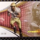 2004 SP Game Used Edition LARRY FITZGERALD Rookie Card RC #147 #19/50 RARE
