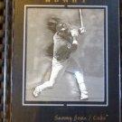 2003 Fleer Avant SAMMY SOSA Black B/W Card #17 150/199 Chicago Cubs SP Gem Mint