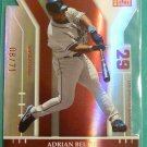 2004 Donruss Elite Aspirations Red ADRIAN BELTRE Texas Rangers 110 #8/71 Die-Cut
