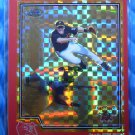 2004 Topps Chrome JACK WILSON Red Xfractor #204 Pittsburgh Pirates SP