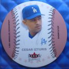 2003 Fleer Hardball CESAR IZTURIS Platinum Edition #136 #27/50 LA Dodgers MINT