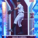 2004 Donruss Elite MIGUEL CABRERA Extra Edition Aspirations #99 #70/76 Die Cut