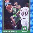 2003-2004 Fleer Platinum MARCUS BANKS #176 #81/100 Celtics Raptors UNLV