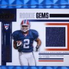 2003 Playoff Honors WILLIS MCGAHEE Rookie Gems RC Jersey Patch #230 #516/700