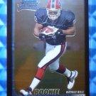 2003 Bowman Chrome WILLIS MCGAHEE Rookie Card RC #206 Miami