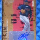 2005 Leather & Lumber C.C. SABATHIA Auto Graph #20 #7/10 RARE Yankees SP