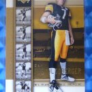 2004 UD Rookie Premiere BEN ROETHLISBERGER Gold Rookie Card RC #2 Steelers