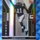 2004 Donruss Elite KARLOS DANSBY Rookie Card RC #155 #269/500 Browns Auburn
