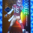 2003 Leaf Limited BRANDON LLOYD Rookie Card RC Bronze Spotlight #117 #100/150