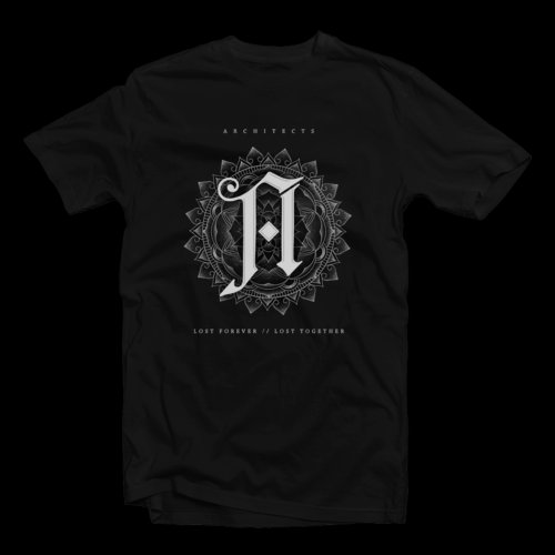 Architects Black t-shirt