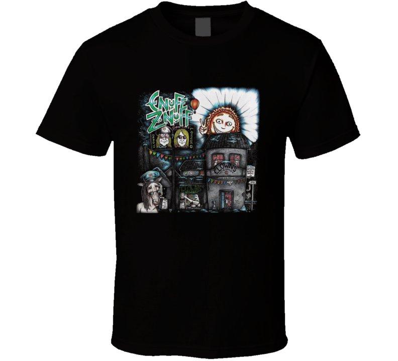 Enuff Z Nuff Black t-shirt