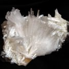 AWESOME SCOLECITE MINERALS SPRAY FORMATION COLLECTIBLES SPECIMENS PIECE
