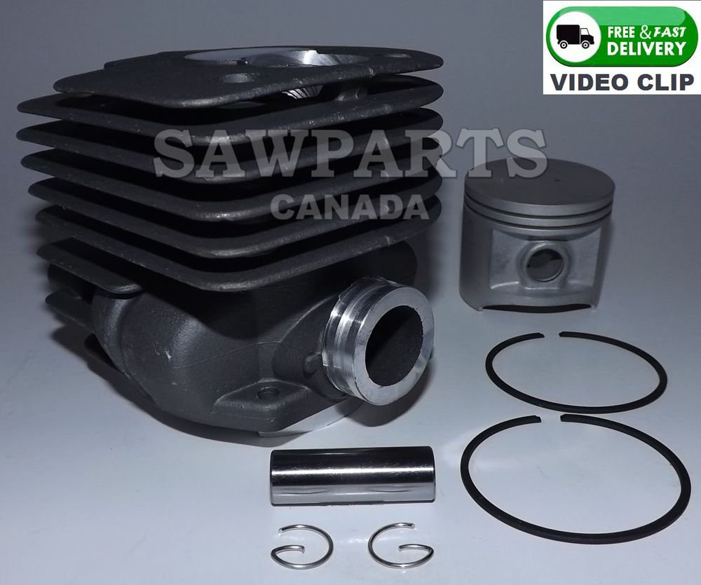 HUSQVARNA 362 365 371 372 375 K & XP  2165 2171 NIKASIL CYLINDER AND PISTON 50mm