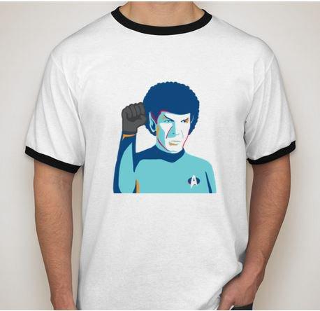 Black Power Spock