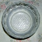 "Vintage ""Manhattan Clear"" Dessert Berry Bowl 4.5"", from Bartlett Collins"