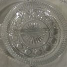 Windsor or Button & Cane Two Part Handled Relish by Indiana / Federal Glass