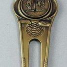 96 Olympics UPS Golf Ball Marker Divot Tool