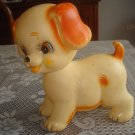 Plastic Puppy dog from Japan 1970's