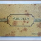 Abdulla Virginia Leaf Cigarrettes