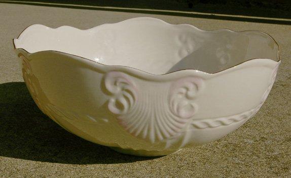 Belleek Porcelain Bowl