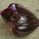Purple Fenton Frog