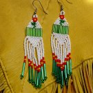 Montana Made Beaded Earrings #022