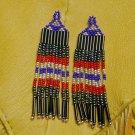 Montana Made Beaded Earrings #033
