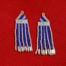 Montana made Beaded Earrings #42