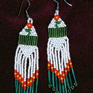 Montana Made Beaded Earrings #21