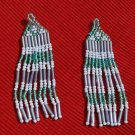 Montana made Beaded Earrings #55