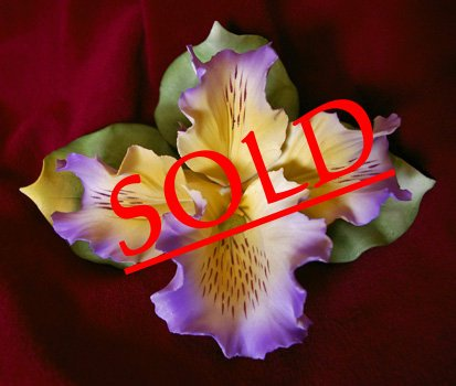 Dea Capodimonte Made Orchid