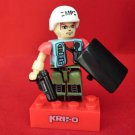 G.I. Joe - Law and Order Kre-O, KREO Figure