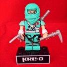 G.I. Joe - Ninja Viper Kre-O, KREO Figure