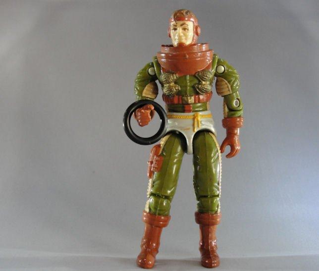 G.I. Joe - General Hawk - 1991 ARAH, Vintage Action Figure