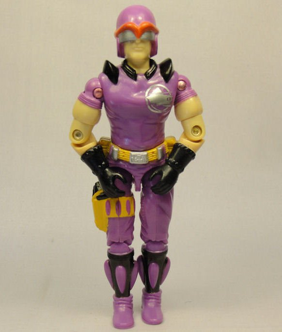 G.I. Joe - Sea Slug - 1987 ARAH, Vintage Action Figure