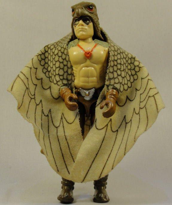 G.I. Joe - Raptor - 1987 ARAH, Vintage Action Figure