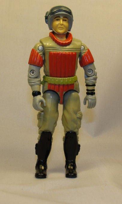 G.I. Joe - Sneak Peek - 1987 ARAH, Vintage Action Figure