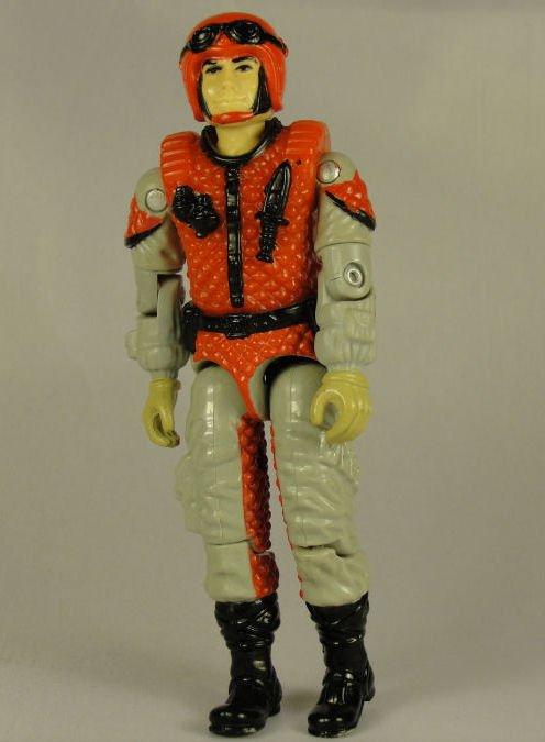 G.I. Joe - Crazy Legs - 1987 ARAH, Vintage Action Figure