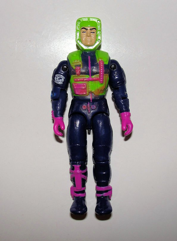 Deep Six - 1992 ARAH, Vintage Action Figure (GI Joe, G.I. Joe)