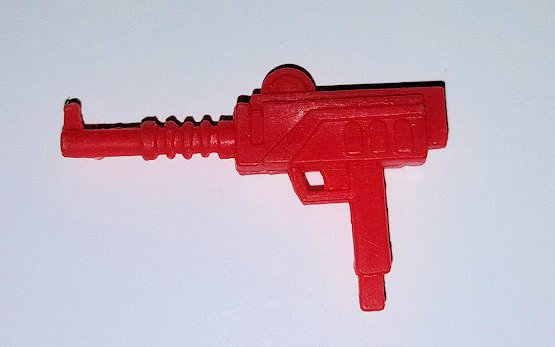Cybor Trooper v1.5 and v2 - Gun