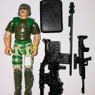 Backblast 1993 - ARAH Vintage Action Figure (GI Joe, G.I. Joe)
