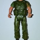 Sgt Rock 1982 - ARAH Vintage Action Figure (Remco)