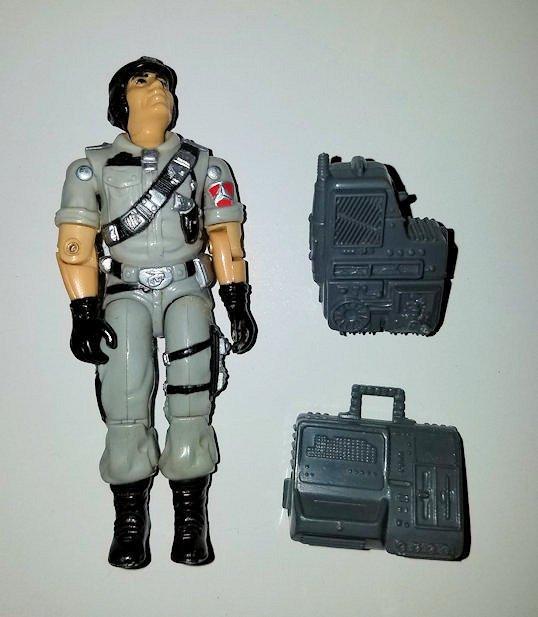 Mainframe 1986 - ARAH Vintage Action Figure (GI Joe, G.I. Joe)