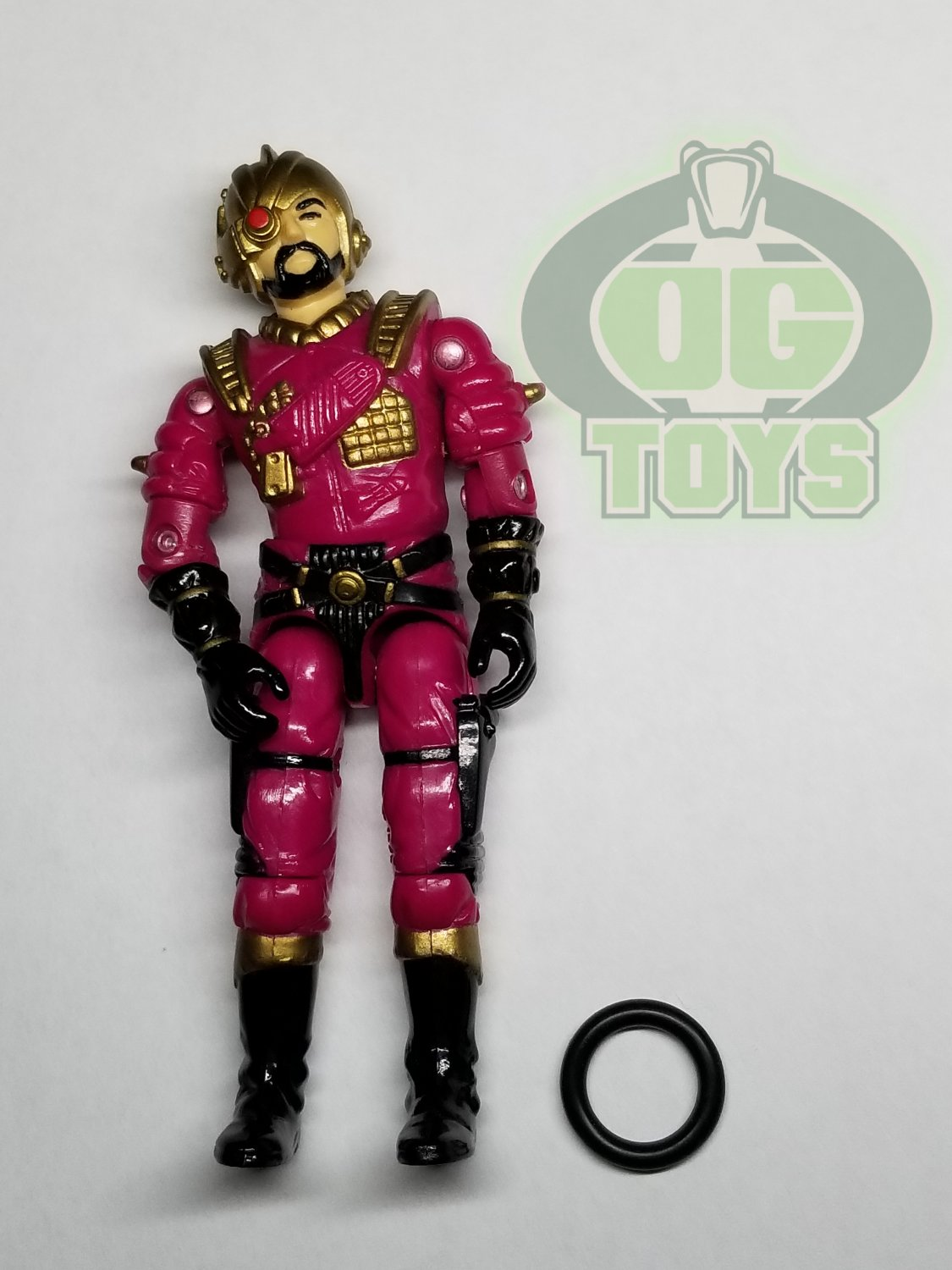 Voltar 1988 - ARAH Vintage Action Figure (GI Joe, G.I. Joe)