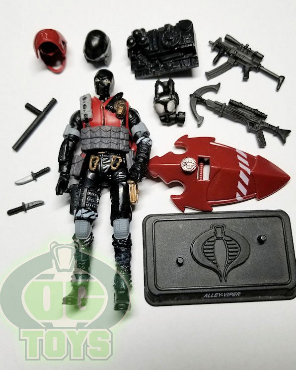 Alley Viper 2010 Pursuit of Cobra - Action Figure (GI Joe, G.I. Joe)