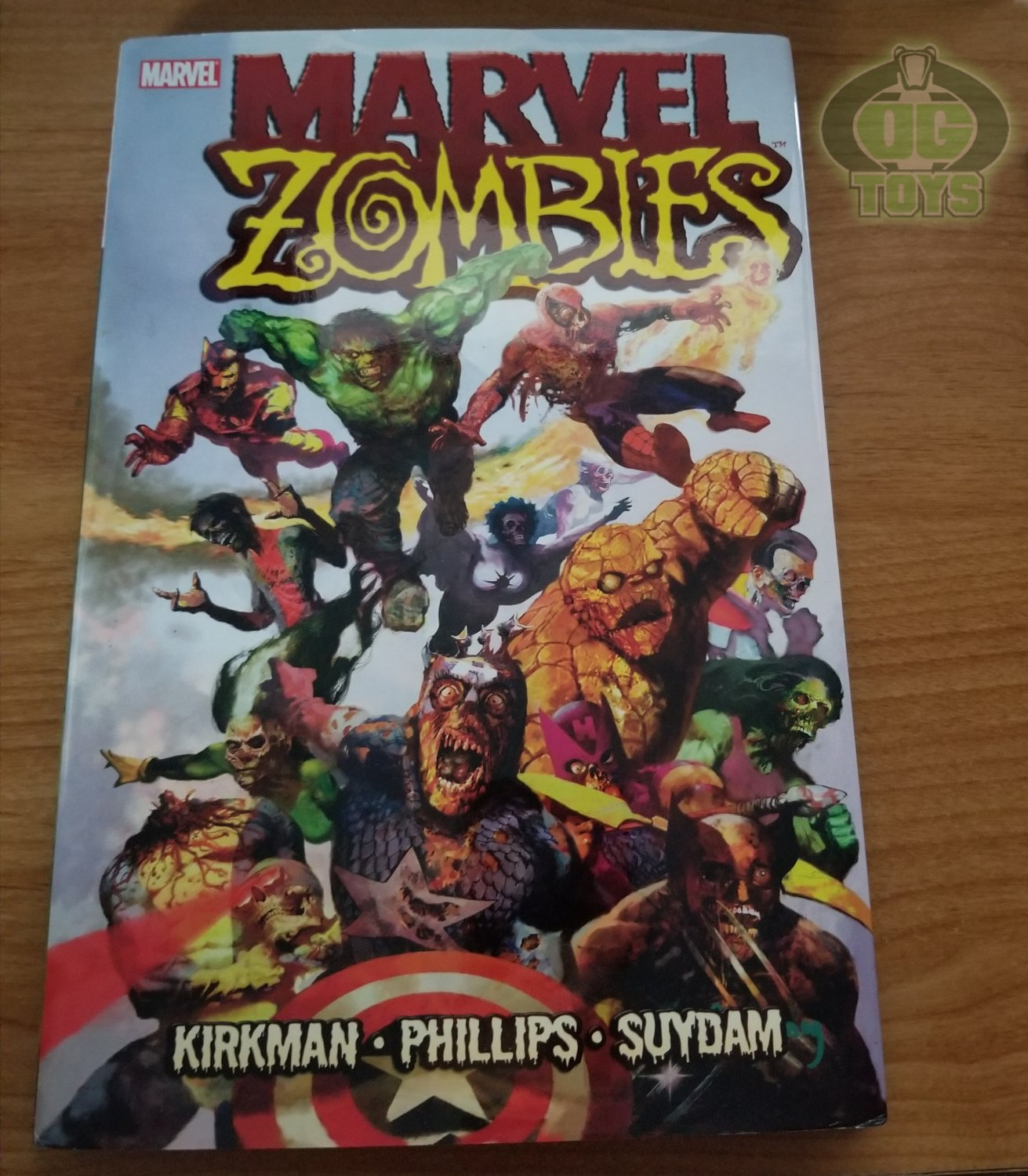 Marvel Zombies - Hardcover Graphic Novel Comic Book Collection