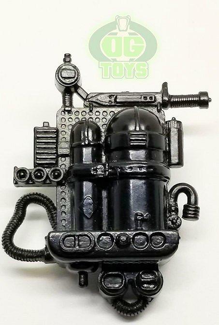Deep Six 1989 - Backpack