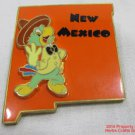 Jose Carioca New Mexico State Pin Disney Caballeros World Parrot WDW 2002 our3#f