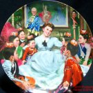 Getting To Know You King & I Plate Collector NIB Vintage Brenner Kerr COA .s